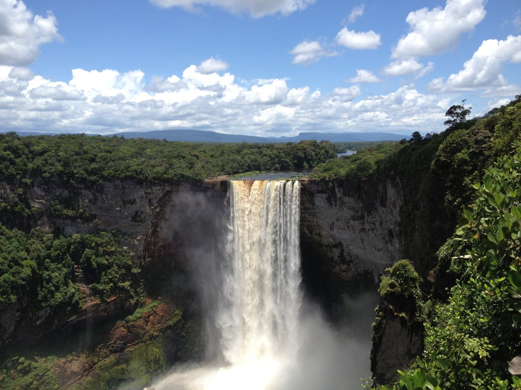 Guyana Waterfall Tour