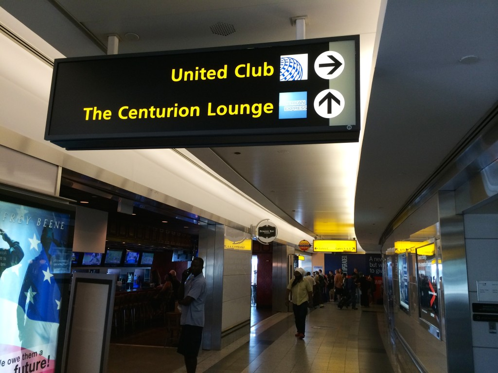 Centurion Lounge Lga Opened 12 August 2014 Page 7