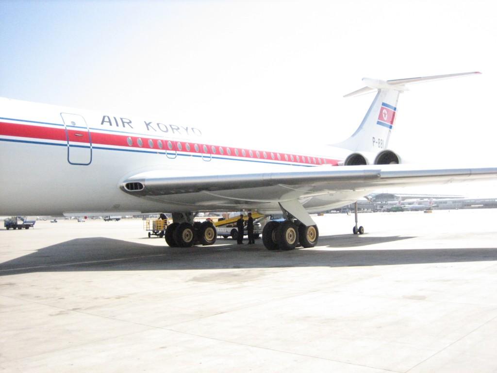 dprk-0121-air koryo P881