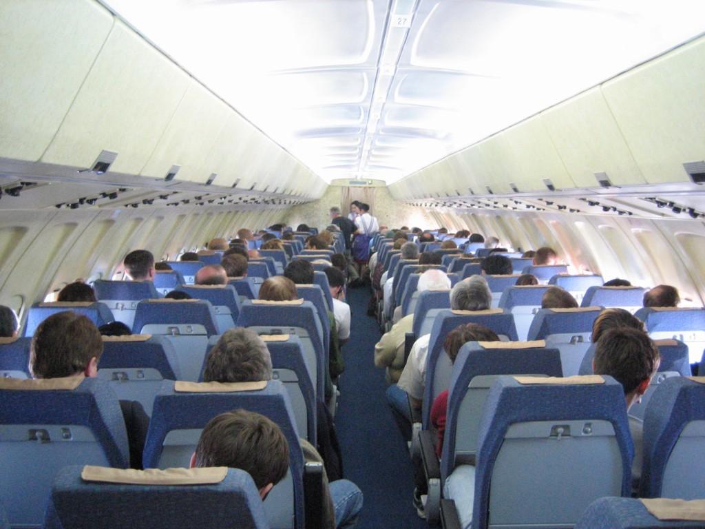 dprk-0178-B-air koryo cabin