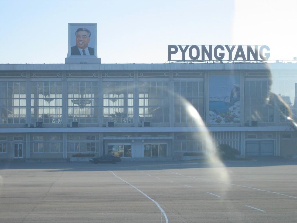 dprk-2231-B-pyongyang airport