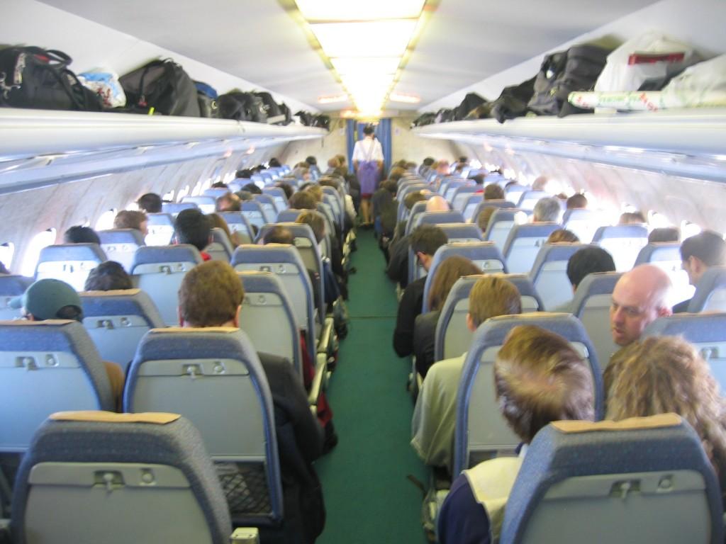 dprk-2336-air koryo P561 cabin