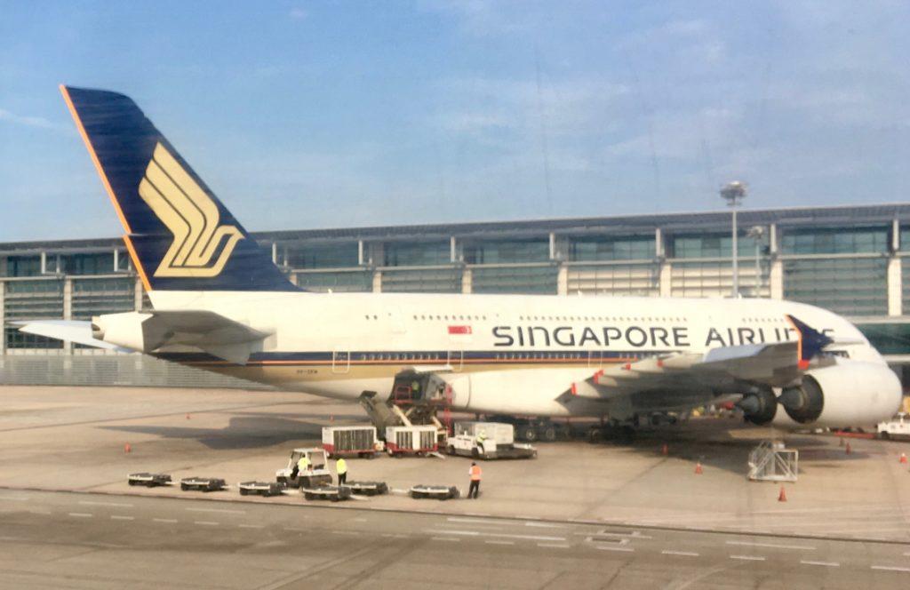 Singapore Airlines | Jason Around the World